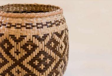 Cherokee art basket1