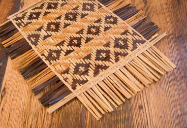 Cherokee art mat