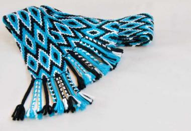 Cherokee art weave