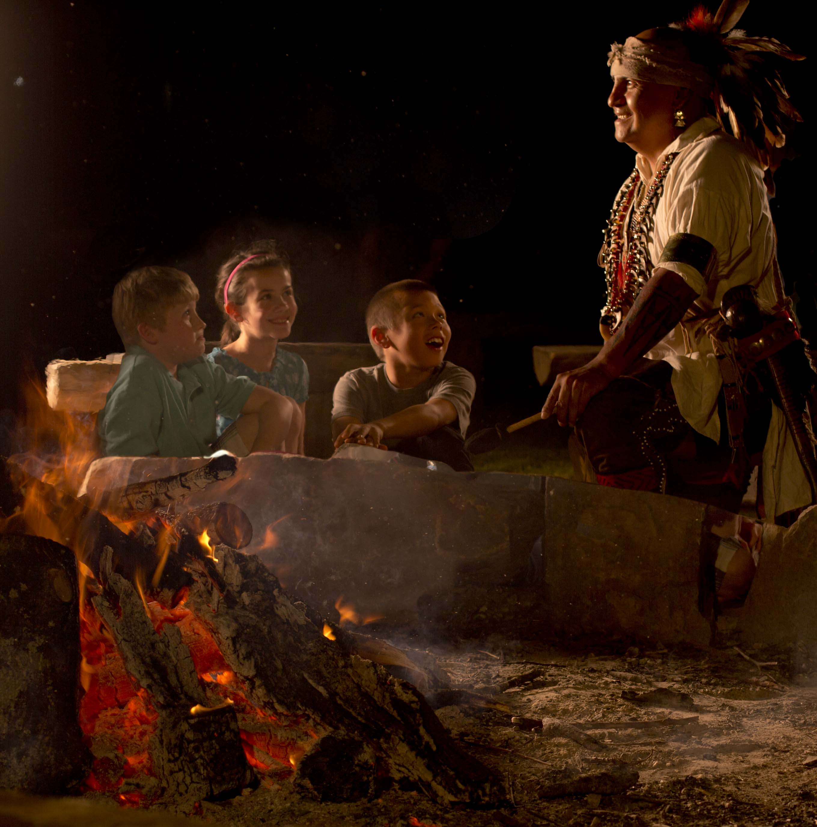 Cherokee storytellers to rekindle ancient tales | Cherokee, NC
