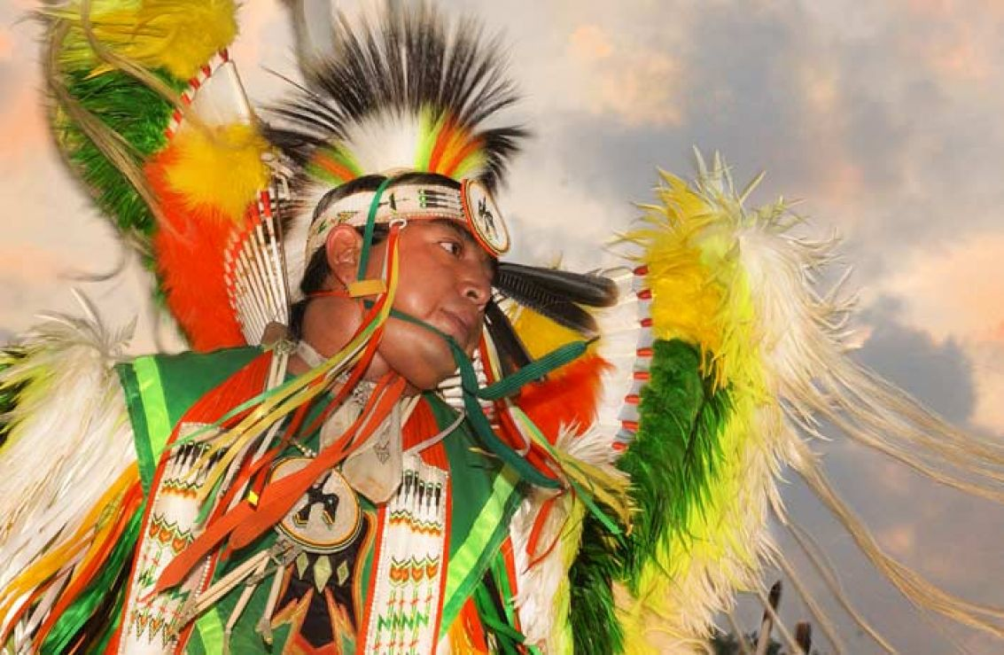 how to become a pow wow dancer