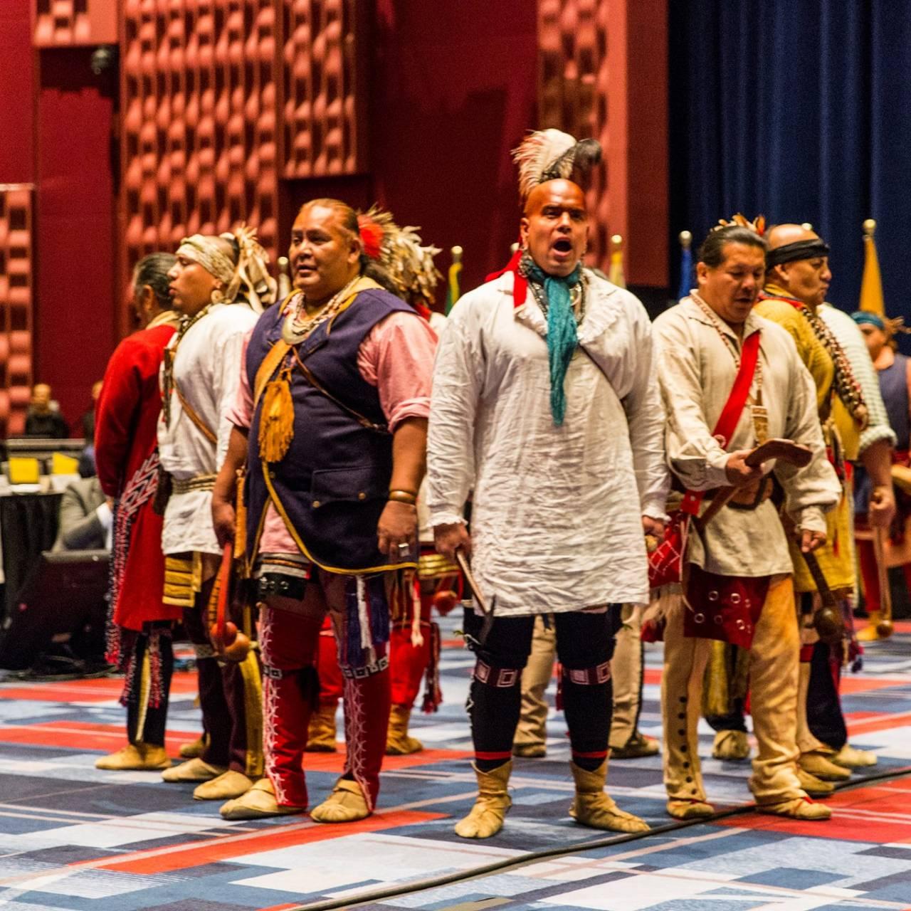 The Warriors Of Anikituhwa Bringing Cherokee Dance And History To