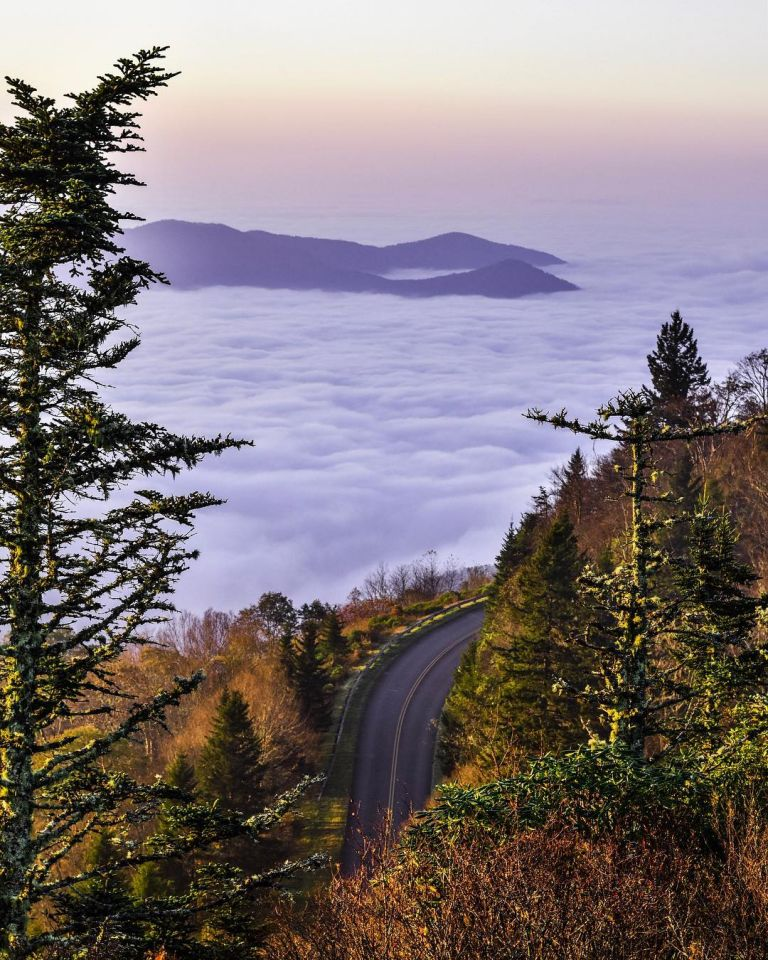 Things To Do In Cherokee Nc >> 9 Fall Foliage Sights In And Around Cherokee Nc Cherokee Nc