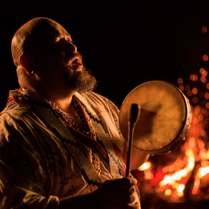 National Arts Club Dining Room: The Cherokee Bonfire Series Returns With An Extended