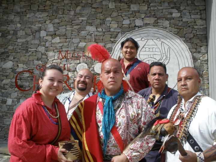 Mike Crowe Preserving Cherokee Culture With The Cherokee