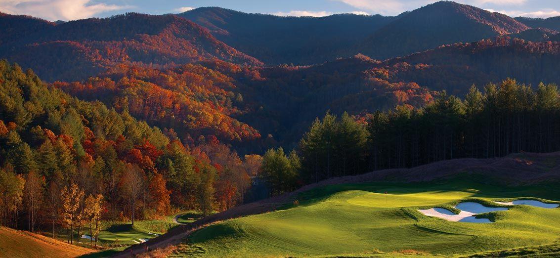 Sequoyah National Golf Club Cherokee NC