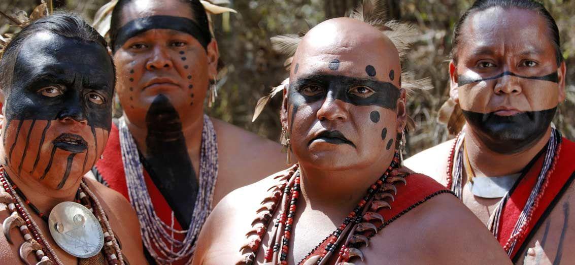 Warriors Of Anikituhwa Cherokee Nc