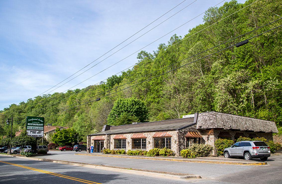 Newfound Restaurant Cherokee Nc