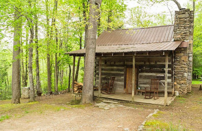 Cabins In The Pines Cherokee Nc