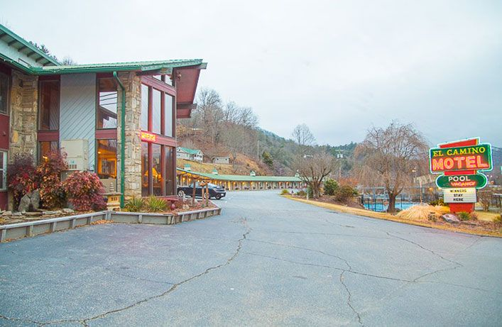 El Camino Motel Cherokee Nc