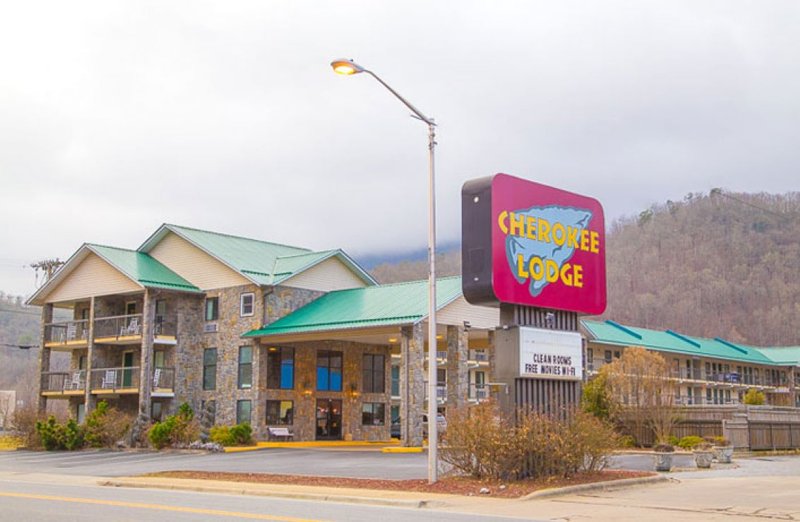 Cherokee Lodge Cherokee Nc