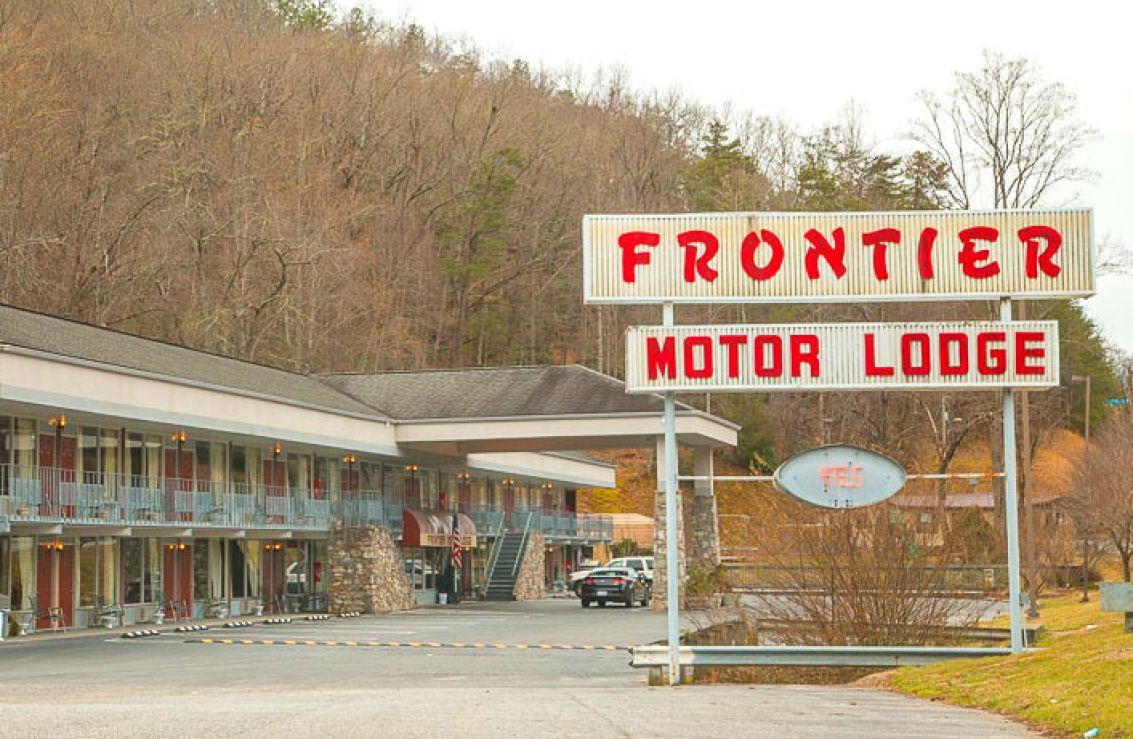 Frontier Motor Lodge Cherokee Nc