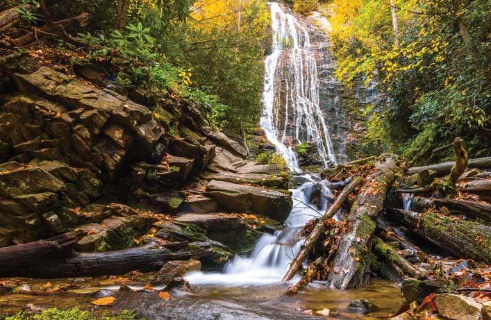 Mingo Falls Cherokee Nc