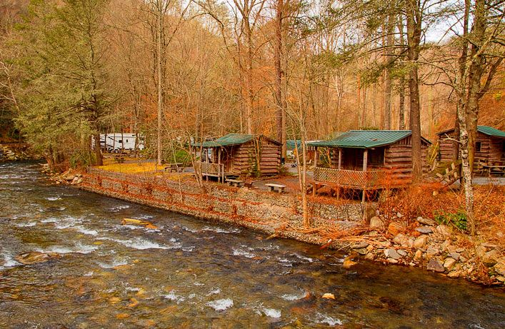 Welch Family Campground Cherokee Nc