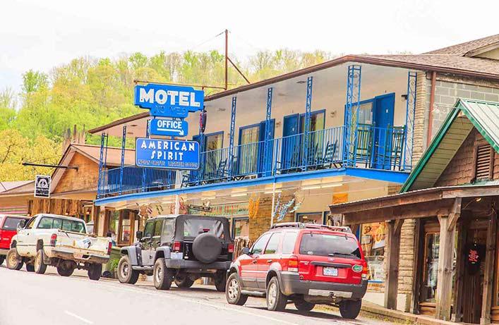 American Spirit Hotel Cherokee Nc