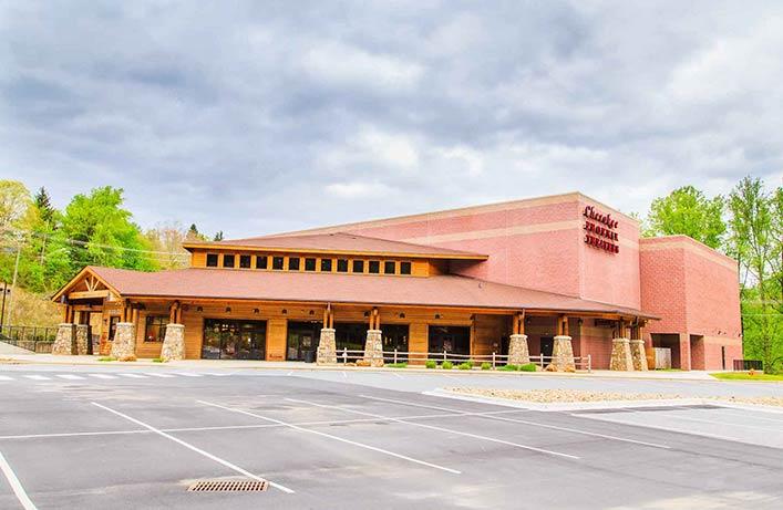 cherokee phoenix movie theatre cherokee nc